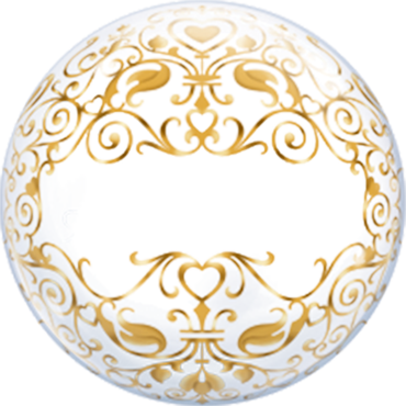 Anniversary Classic Single Bubble 22in/55cm