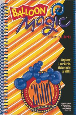 Balloon Magic 260Q Figures Book