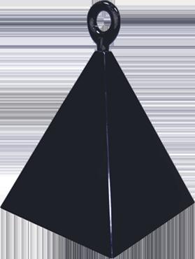 Black Pyramid Weight 150g 62mm