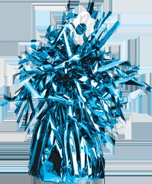 Blue Foil Weight 150g 62mm