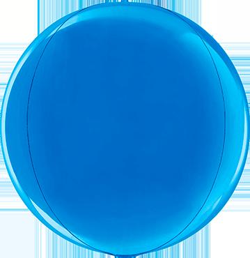 Blue Globe 15in/38cm