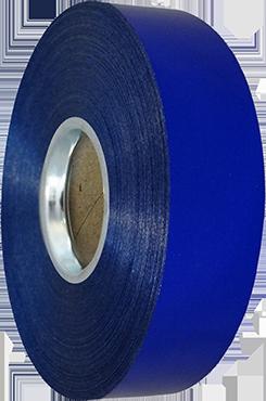 Blue Metallic Curling Ribbon 31mm x 100m