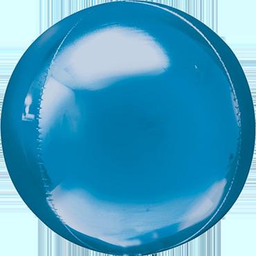 Blue Orbz 15in/38cm x 16in/40cm