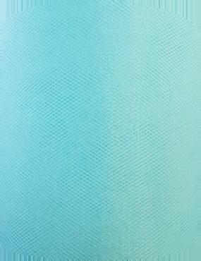Caribbean Blue Tulle 12.5cm x 100m