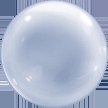 Clear Deco Bubble 24in/60cm