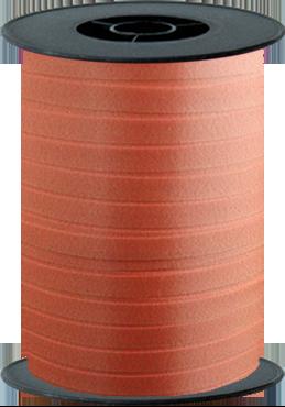 Coral Curling Ribbon 10mm x 250m
