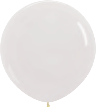 Crystal Clear Latex Round 36in/90cm