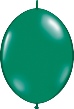 Crystal Emerald Green (Transparent) QuickLink 6in/15cm