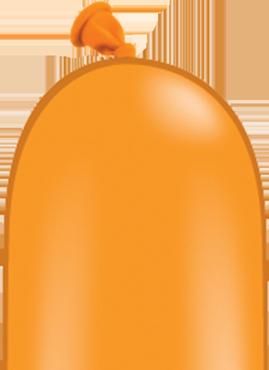 Crystal Mandarin Orange (Transparent) 160Q