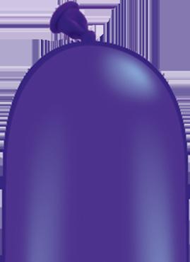 Crystal Quartz Purple (Transparent) 160Q