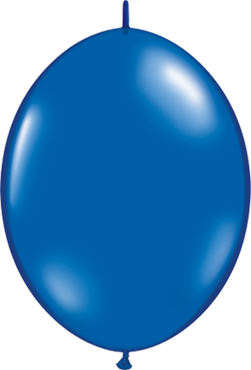 Crystal Sapphire Blue (Transparent) QuickLink 6in/15cm