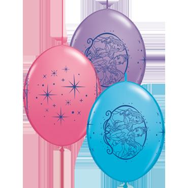Disney Princess Fashion Robins Egg Blue, Fashion Rose and Fashion Spring Lilac Assortment QuickLink 12in/30cm