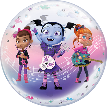Disney Vampirina Single Bubble 22in/55cm