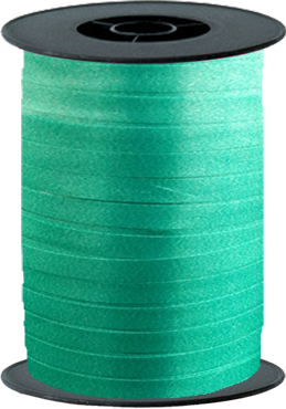 Emerald Curling Ribbon 10mm x 250m