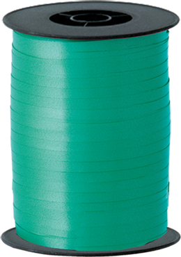 Emerald Curling Ribbon 5mm x 500m