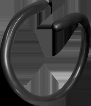 Fashion Black Nozzle-Up 260S