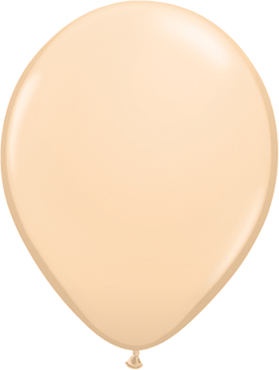 Fashion Blush Latex Round 16in/40cm