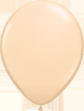 Fashion Blush Latex Round 5in/12.5cm