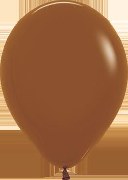 Fashion Caramel Latex Round 5in/12.5cm