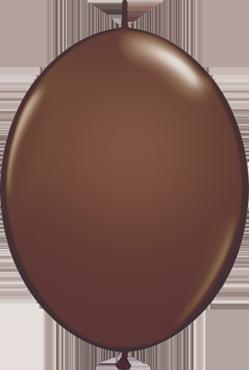 Fashion Chocolate Brown QuickLink 6in/15cm