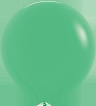 Fashion Green Latex Round 36in/90cm