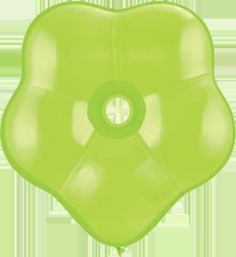 Fashion Lime Green GEO Blossom 16in/40cm