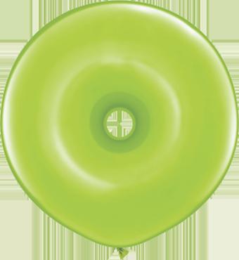 Fashion Lime Green GEO Donut 16in/40cm