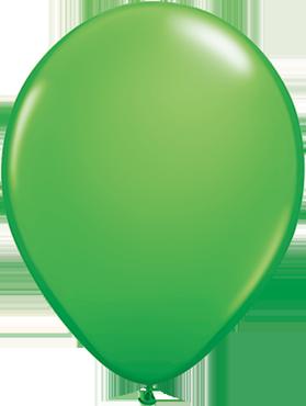 Fashion Spring Green Latex Round 16in/40cm