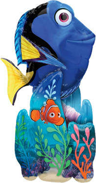 Finding Dory Airwalker 31in/78cm x 55in/139cm