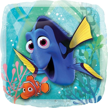Finding Dory Foil Square 18in/45cm