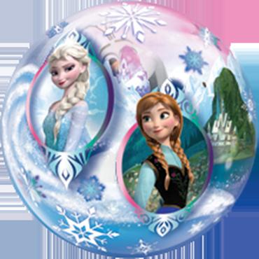 Frozen Single Bubble 22in/55cm