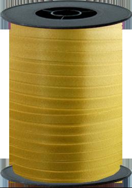 Gold Curling Ribbon 10mm x 250m