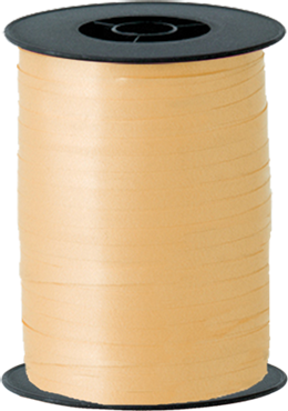 Gold Curling Ribbon 5mm x 500m
