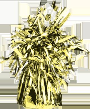 Gold Foil Weight 150g 62mm