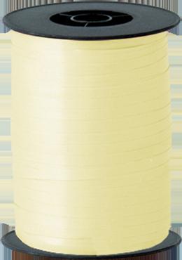 Ivory Curling Ribbon 5mm x 500m