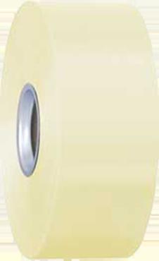 Ivory Ribbon 5cm x 100m