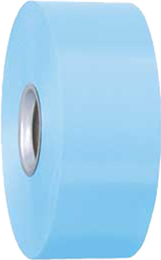 Light Blue Ribbon 5cm x 100m