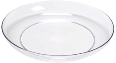 Lomey Clear Dish 15cm