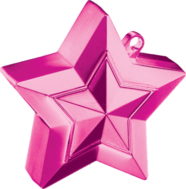 Magenta Star Weight 150g 62mm