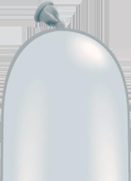 Metallic Silver 350Q