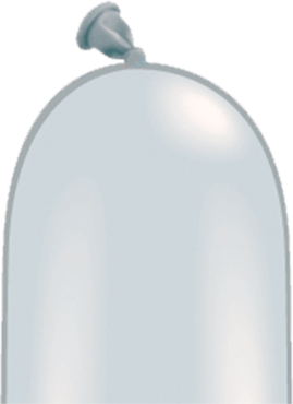 Metallic Silver Q-Pak 260Q