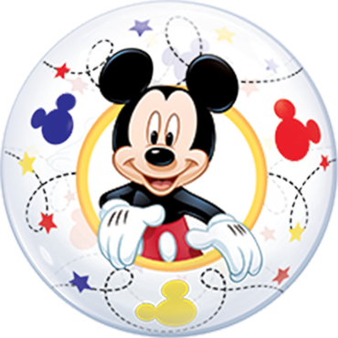 Mickey Air Bubble 12in/30cm