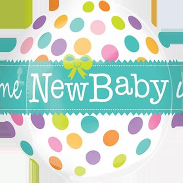 New Baby Orbz 15in/38cm x 16in/40cm