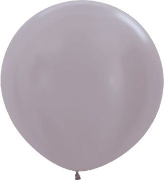 Pearl Greige Latex Round 24in/60cm