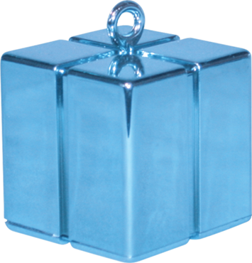 Pearl Light Blue Gift Box Weight 110g 62mm