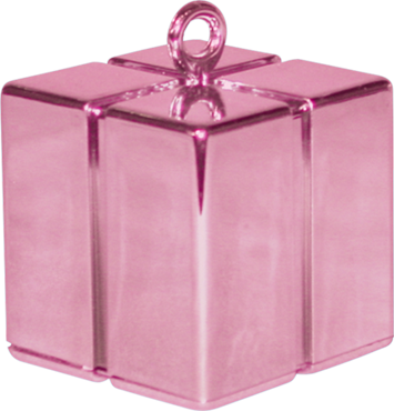Pearl Pink Gift Box Weight 110g 62mm