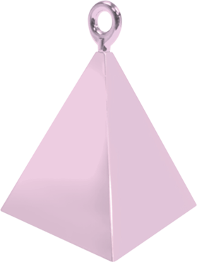Pearl Pink Pyramid Weight 150g 62mm