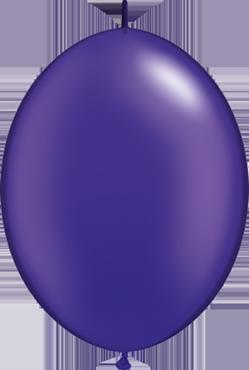 Pearl Quartz Purple QuickLink 6in/15cm