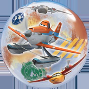 Planes Fire and Rescue Single Bubble 22in/55cm