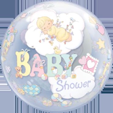 Precious Moments Baby Shower Single Bubble 22in/55cm